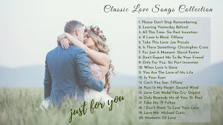 Most Romantic Love Songs of All Times | Please Don't Stop Remembering