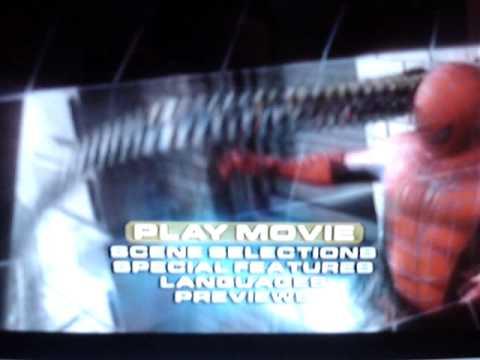 º× Free Watch Spider-Man [Region 2]