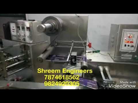 SS Chocolate Packing Machine