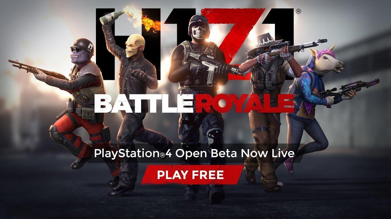 H1Z1 Lancia il Battle Royale su PS4 Con Dei Numeri da Capogiro