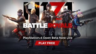 Picture of a game: H1z1