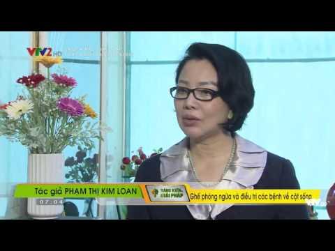 Sáng kiến & Giải pháp: Ghế phòng ngừa và điều trị các bệnh về cột sống