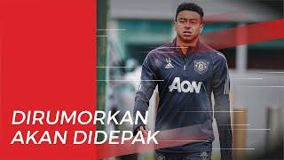 Tampil Kurang Memuaskan, Jesse Lingard Dirumorkan akan Didepak dari Manchester United