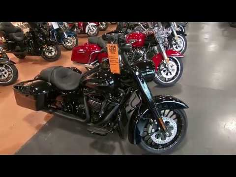 2019 HARLEY-DAVIDSON Touring Road King Special FLHRXS