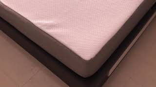 Shinysleep Orthopedic Memory Foam Mattress