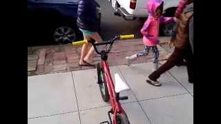 2003 Haro Backtrail X2 Nyquist BMX Freestyle Blood Red