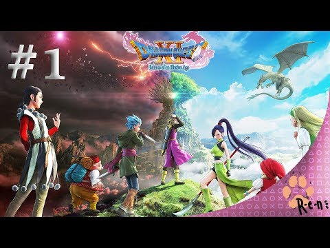Dragon Quest XI CZ Stream
