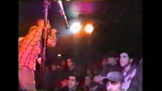 Get High - Live @ The El Mocambo, Toronto, ON 12/31/98