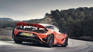 [오피셜] McLaren Tech Club - Episode 18 - How we engineer the incredible exhaust noise of 765LT