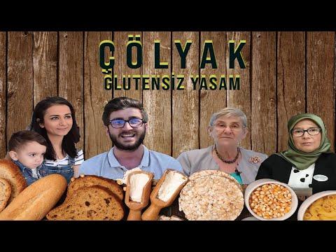 Çölyak Glutensiz Yaşam