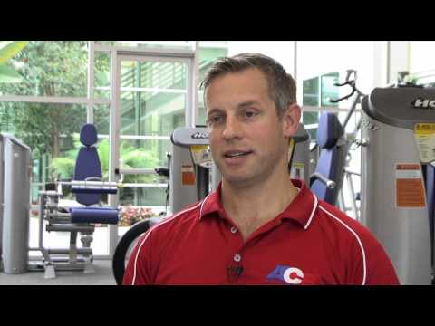 ACE Integrated Fitness Training Model - YouTube