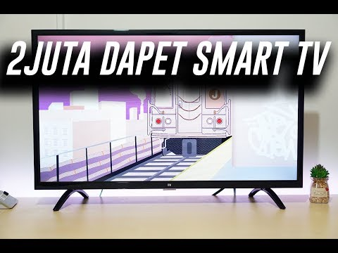 TV 2JUTA PALING WORTH IT!! – Xiaomi Mi 4A TV 32″