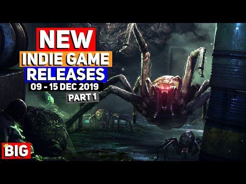 NEW Indie Game Releases: 09 - 15 Dec 2019 – Part 1 (Upcoming Indie Games)