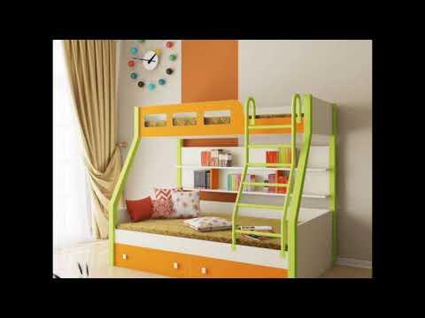 Металлические двухъярусные кровати