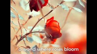 La Vie en Rose Louis Armstrong (lyric)