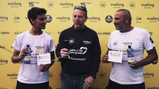 Clip 3.a tappa 3.a edizione Vueling Padel Cup MSP