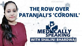 The Row Over Patanjali's 'Coronil' | Medically Speaking With Shalini Bhardwaj | NewsX