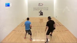 Mt Rainier Open Final