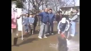 Смешное видео как пользоваться огнетушителем порошковым