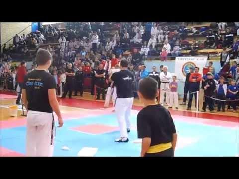 Mostar Open 2014. - demonstracije