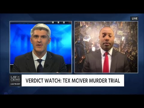 Vincent Hill and Aaron Keller Talk Tex McIver Trial on Law & Crime Network 04/18/18