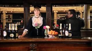 Manet's A Bar at Folies Bergere
