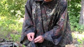 Плащи непромокаемые для рыбалки и охоты в