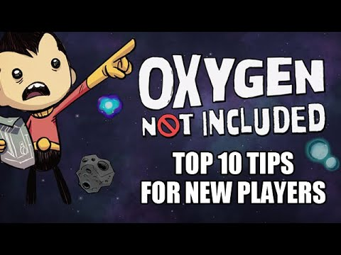 Oxygen Not Included: Top 10 Tips for New Players