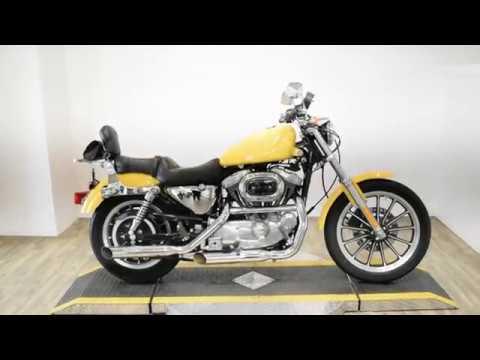2002 Harley-Davidson Sportster 1200 in Wauconda, Illinois - Video 1