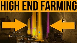 The Division 2 High End Farming Guide: How to Get the Best End Game Gear Fast