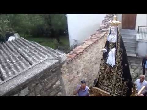 Preview video Video processione Madonna Addolorata 2014 Laurenzana 21 settembre 2014