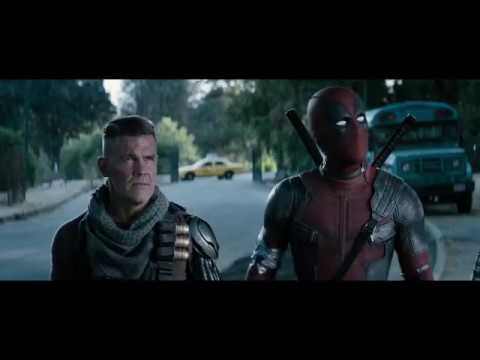 X Men Firefist  All Powers from Deadpool 2
