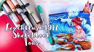 Leuchtturm1917 SKETCHBOOK Tour - MissKerrieJ -