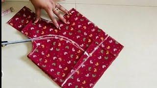 """32""""size katori blouse cutting and stitching"""