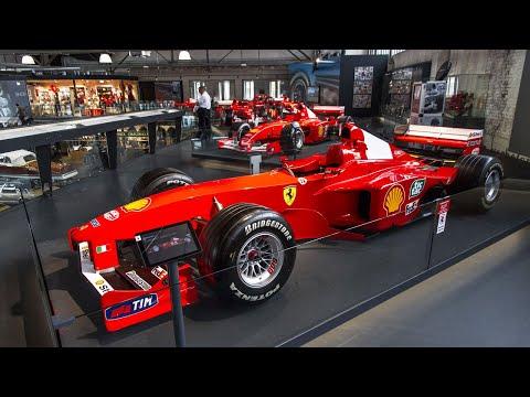 Michael Schumacher collection (F1's, Gokart, helmets, gloves, F3, )