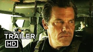 SICARIO 2: SOLDADO Official Trailer #2 (2018) Josh Brolin, Benicio Del Toro Action Movie HD