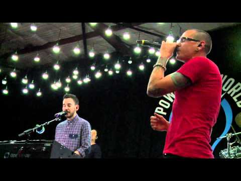 "Linkin Park - ""Burn It Down"" live at Rio+Social 2012"