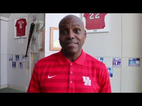Carl Lewis On The Future Of Track And Field