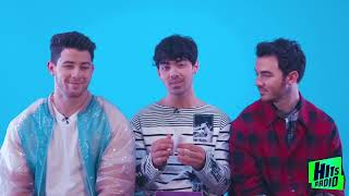 The Jonas Brothers answer the internet! | Hits Radio