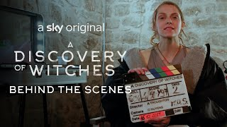 A Discovery Of Witches | Behind The Scene saison 1