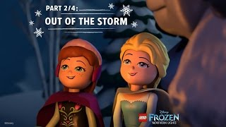LEGO Disney Frozen Northern Lights (Part 2/4): Out of the Storm | Disney