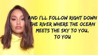 Little Mix X Cheat Codes ~ 'Only You' Lyrics Video