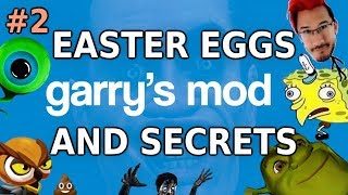 Garry's Mod Easter Eggs And Secrets #02