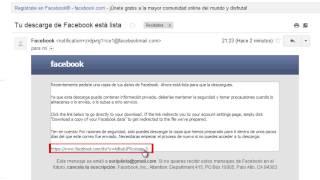 Cómo encontrar los mensajes eliminados en Facebook