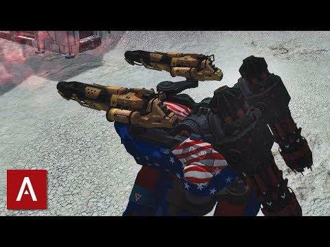 War Robots: Butch Ember Gameplay