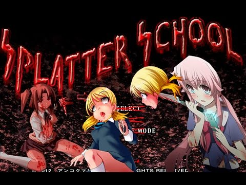Splatter school #1 | terror sensual | +link (mediafire) youtube.