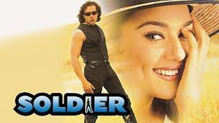 Soldier (1998) – Bobby Deol – Preity Zinta | Blockbuster Hindi Action Movie
