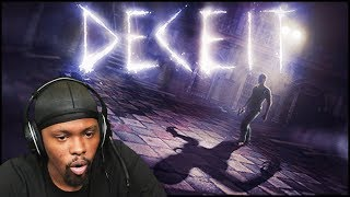 The GREATEST Infected To Ever Do It! - Deceit Gameplay