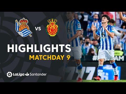 Sociedad vs Mallorca</a> 2021-10-16