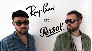 Ray-Ban Original Wayfarers vs Persol 649s Sunglasses Review.
